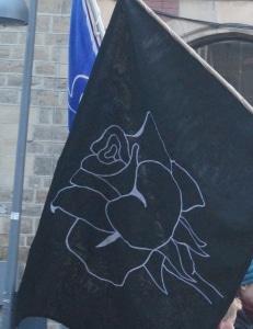 Unsere neue Fahne